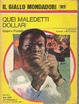 Cover of Quei maledetti dollari