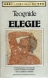 Cover of Elegie