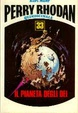 Cover of Il pianeta degli dei