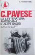 Cover of La letteratura americana e altri saggi