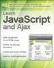 Cover of Learn JavaScript and Ajax with W3Schools