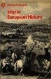 Cover of War in European History