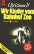 Cover of Wir Kinder vom Bahnhof Zoo