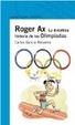 Cover of ROGER AX. EN LAS OLIMPIADAS