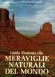Cover of Guida illustrata alle meraviglie naturali del mondo