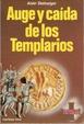 Cover of Auge y caída de los templarios
