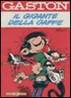 Cover of Gaston il gigante della gaffe