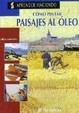 Cover of Cómo pintar paisajes al óleo