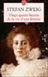 Cover of Vingt-quatre heures de la vie d'une femme