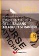 Cover of L' insegnamento dell'italiano ad adulti stranieri. Risorse per docenti di italiano come L2 e LS