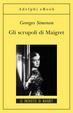Cover of Gli scrupoli di Maigret