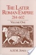 Cover of The later Roman Empire, 284-602