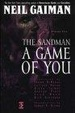 Cover of The Sandman: A game of you