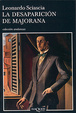 Cover of LA DESAPARICION DE MAJORANA