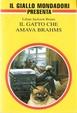 Cover of Il gatto che amava Brahms