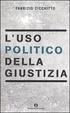 Cover of L'uso politico della giustizia
