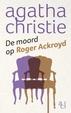 Cover of De moord op Roger Ackroyd