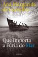 Cover of Que Importa a Fúria do Mar