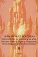 Cover of DISCURSO SOBRE LAS CIENCIAS Y LAS ARTES. DISCURSO SOBRE EL ORIGEN Y FUNDAMENTO DE LA DESIGUALDAD ENTRE HOMBRES