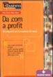 Cover of Da .com a .profit