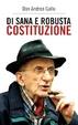 Cover of Di sana e robusta Costituzione