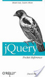 Cover of jQuery Pocket Reference
