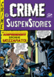 Cover of Crime SuspenStories vol. 1
