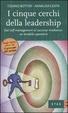 Cover of I cinque cerchi dells leadership