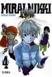 Cover of Mirai Nikki #4 (de 12)