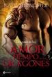 Cover of El amor en el tiempo de los dragones