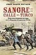 Cover of Sangre en la calle del Turco