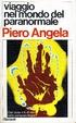 Cover of Viaggio nel mondo del paranormale