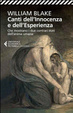 Cover of Canti dell'innocenza e dell'esperienza