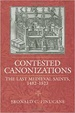 Cover of Contested Canonizations