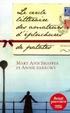 Cover of Le cercle litteraire des amateurs d'epluchures de patates