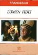 Cover of Lumen Fidei