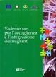 Cover of Vademecum per l'accoglienza e l'integrazione dei migranti