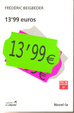 Cover of 13,99 euros