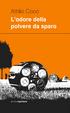 Cover of L'odore della polvere da sparo