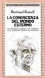 Cover of La conoscenza del mondo esterno