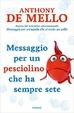 Cover of Messaggio per un pesciolino che ha sempre sete
