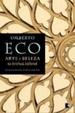 Cover of Arte e beleza na estética medieval