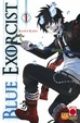 Cover of Blue Exorcist vol. 1