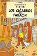 Cover of Las aventuras de Tintín: Los cigarros del faraón