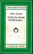 Cover of Tutto da rifare, pover'uomo ...