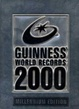 Cover of Libro Guinness de los Records 2000