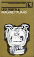 Cover of Parlare italiano