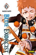 Cover of Blue Exorcist #6