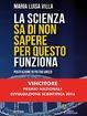 Cover of La scienza sa di non sapere