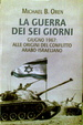 Cover of La guerra dei sei giorni